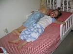 Ellas new big girl bed
