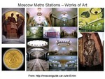 Highlight for Album: Moscow Metro