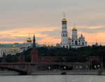 Highlight for Album: Moscow River views