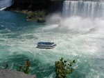 Highlight for Album: Niagara Falls 2001