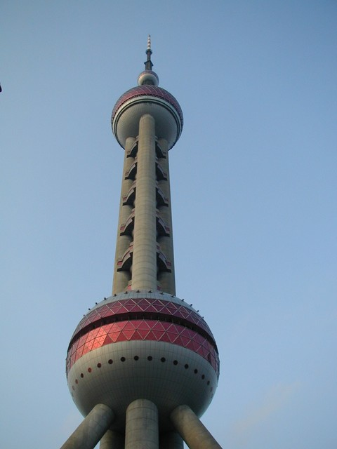 The Oriental Pearl TV Tower, Pudong Park, Lujiazui