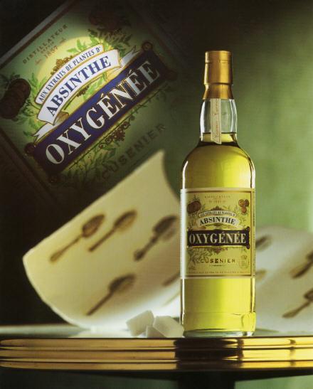 Oxygenee advert