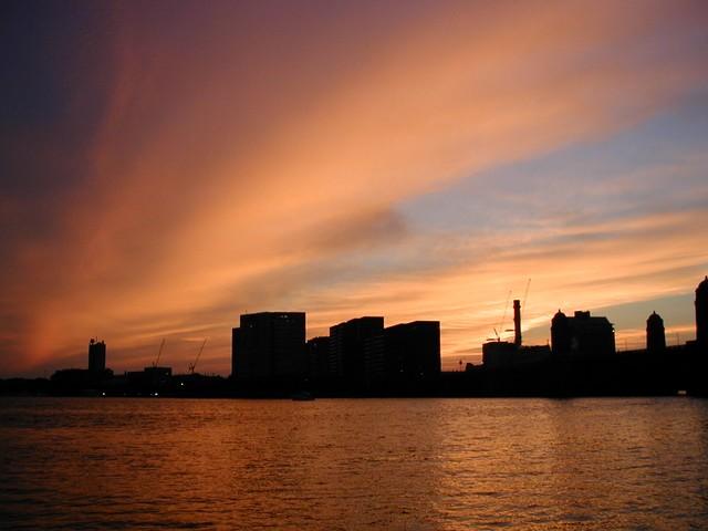 jeff wade snaps sunset stripes