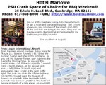 Hotel Marlowe in Cambridge