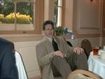 ranting joe at cate-ryan wedding
