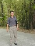 Derek, one of the most awesome representatives from Sichuan China Travel Service.