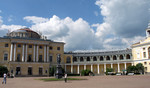 Pavlovsk cuppola is being restored