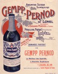 Gempp Pernod advert