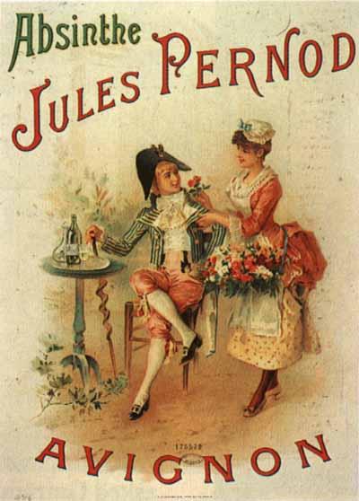 Jules Pernod Avignon