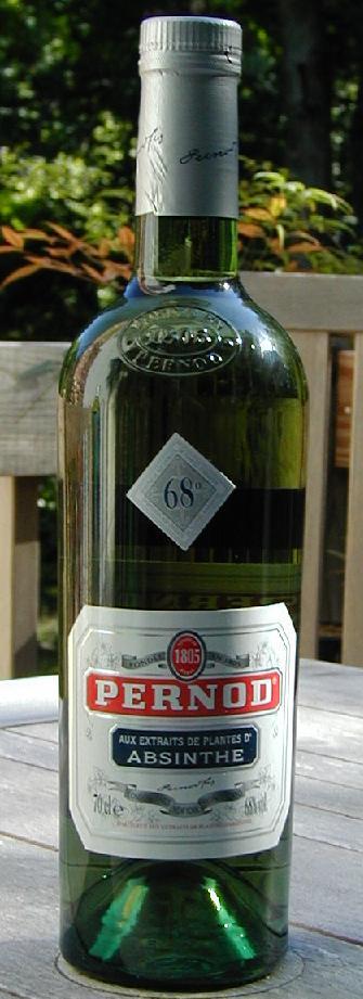 Pernod Absinthe 68