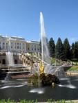 The Samson Fountain