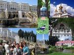 Peterhof  Gardens highlights