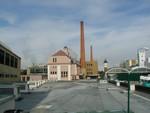 Pilsner Urquell brewery layout
