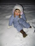 Ella in the Snow
