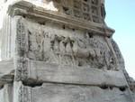 Arch of Titus Triumph of Titus