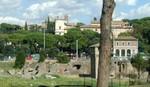 Circus Maximus bleacher ruins