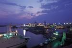 Civitavecchia docks