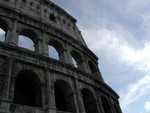 Colosseo looms large