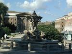 Fontana dei Tritoni - 1715