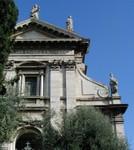 Santa Francesca Romana front