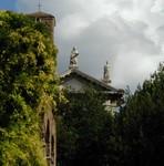 Santa Francesca Romana side