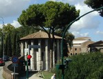 Temple of Hercules in the Boarium