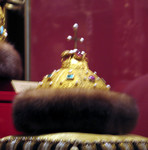 Crown of Monomakh - most ancient monument in Armory collection