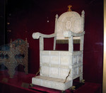 Ivan the Terrible's Throne - walrus and bone plates