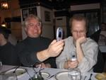 Joe Pucik and Eric Bell