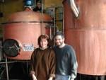 Ren and Joe in breweryland