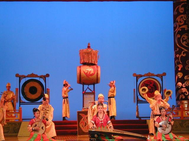 Tang Dynasty music