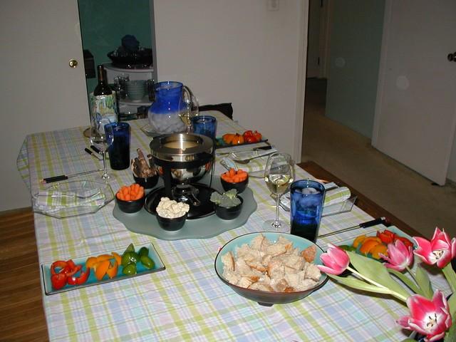 long view fondue