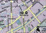 St Petersburg City Map - Center