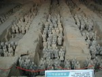 Highlight for Album: Terra Cotta Warriors