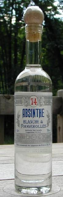 Blanche de Fougerolles - 20cl bottle