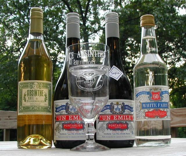 Liqueurs De France - absintheonline-com