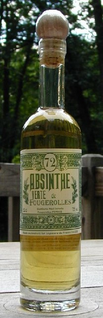 Verte de Fougerolles - 20cl bottle