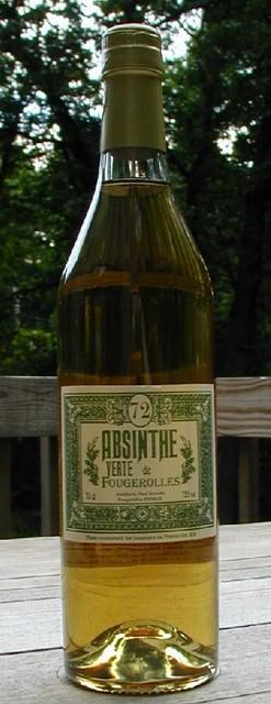 Verte de Fougerolles - 70cl bottle