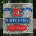 White Fairy label