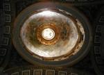 Basilica dome fresco