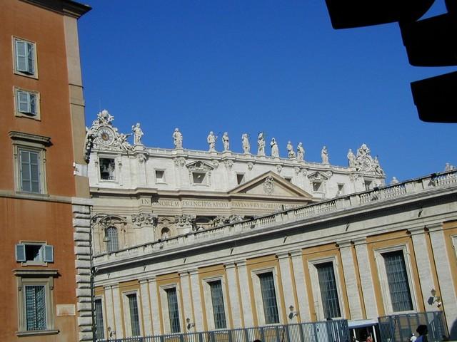 Basillica at San Pietro