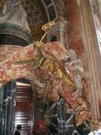 Bernini's 1678 Death with Hourglass