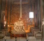 Michelangelo's 1498 La Pieta