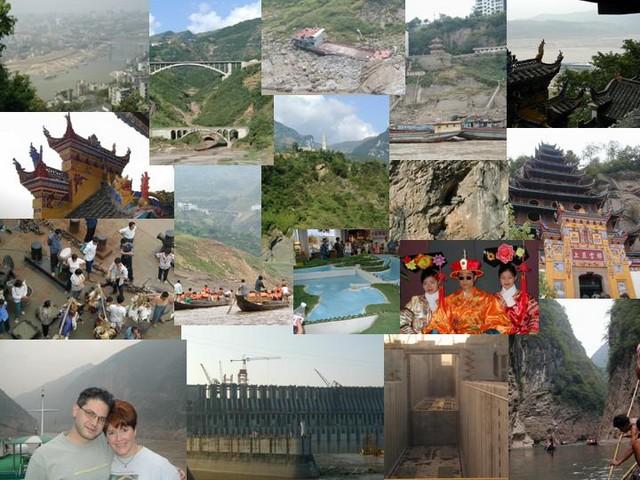 Yangtze River cruise - highlights