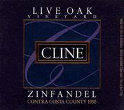 Cline - 1999 Live Oak Zin