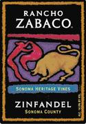 Rancho Zabaco - 2000 Heritage Vine Zin