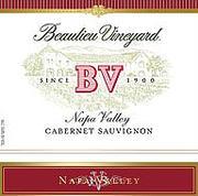Beaulieu Vineyards 2000 Napa