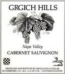 Grgich Hills Cab Sauv