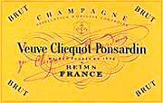 Veuve Clicquot NV Brut Yellow Label
