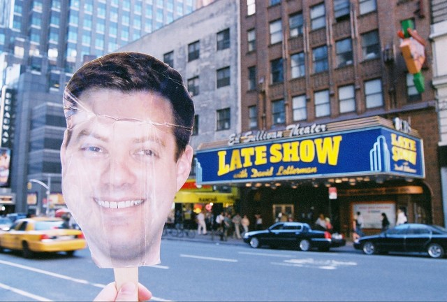 Dgold and Letterman